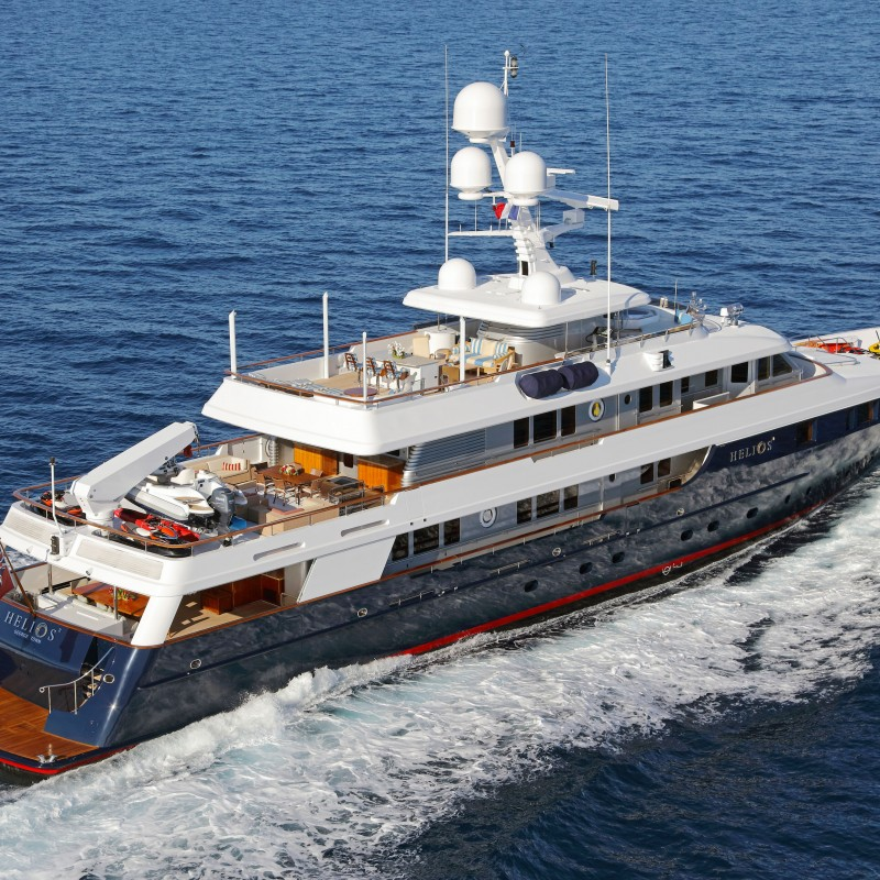 BEST SUPERYACHTS TO LOOK OUT FOR IN FORT LAUDERDALE.