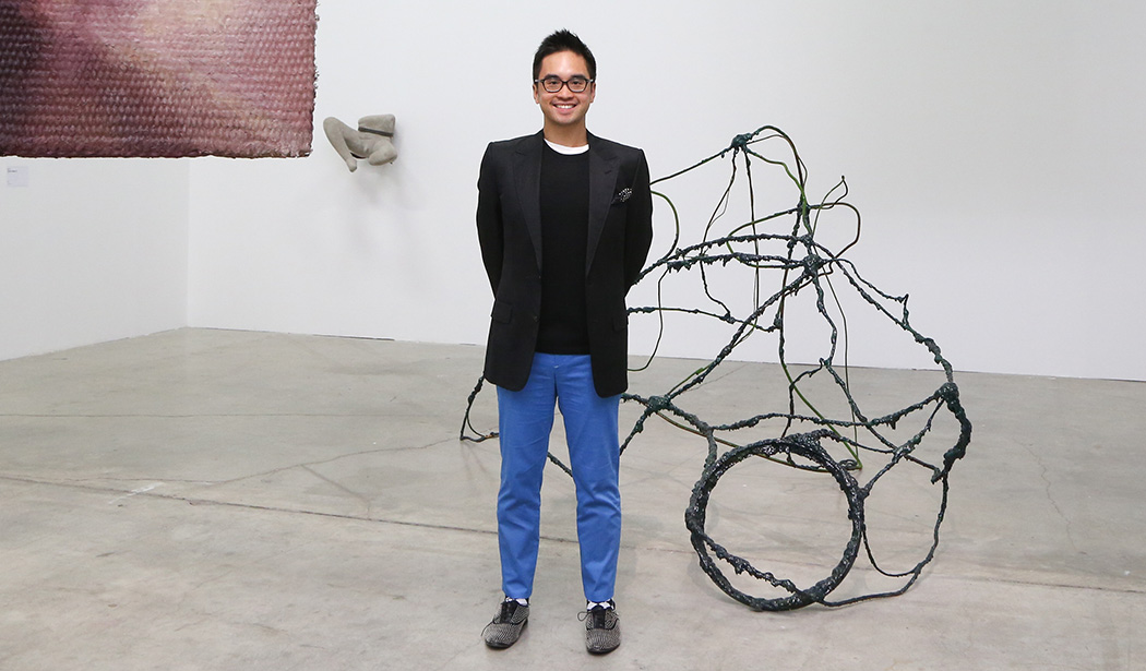 "Adrian Cheng at ""Inside Chin,"" K11 Art Foundation's First Collaboration with Palais de Tokyo"
