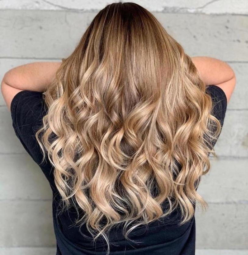 Trendy Dirty Blonde Hair Style Ideas