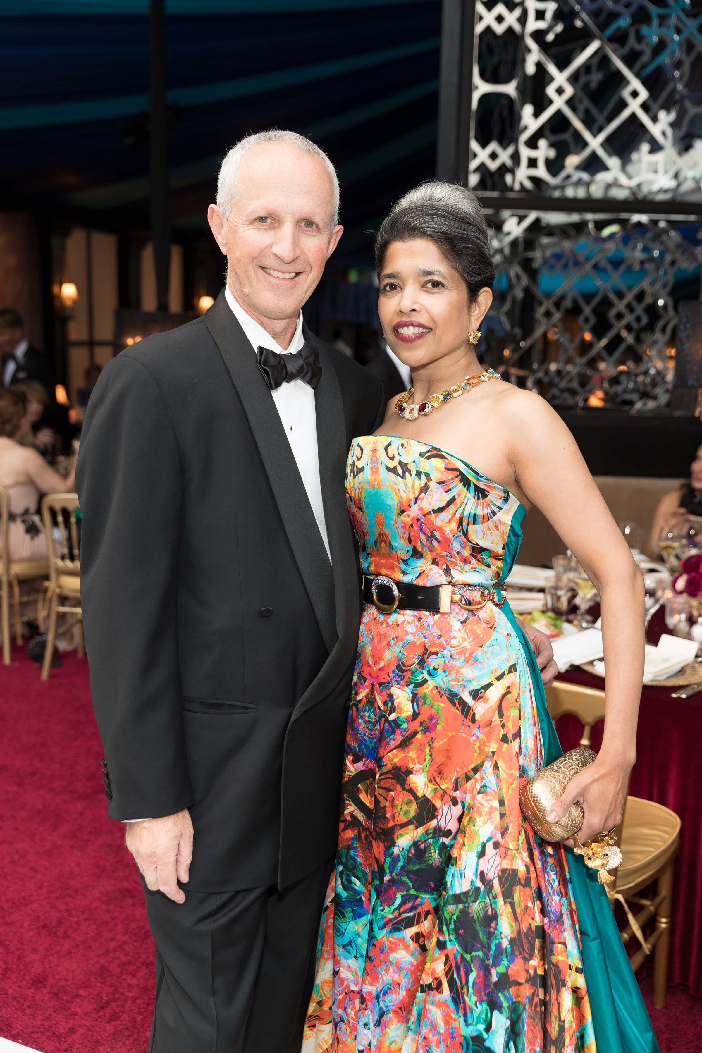 Phil Pemberton & Deepa Pakianathan.