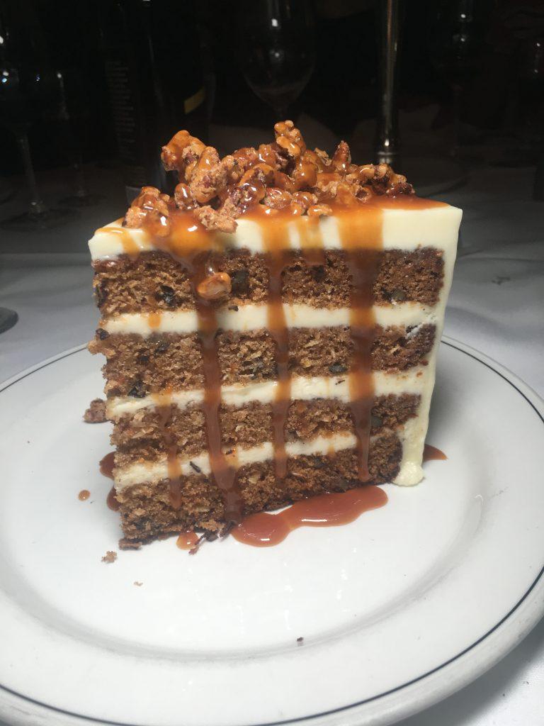 Naples Trulucks cake