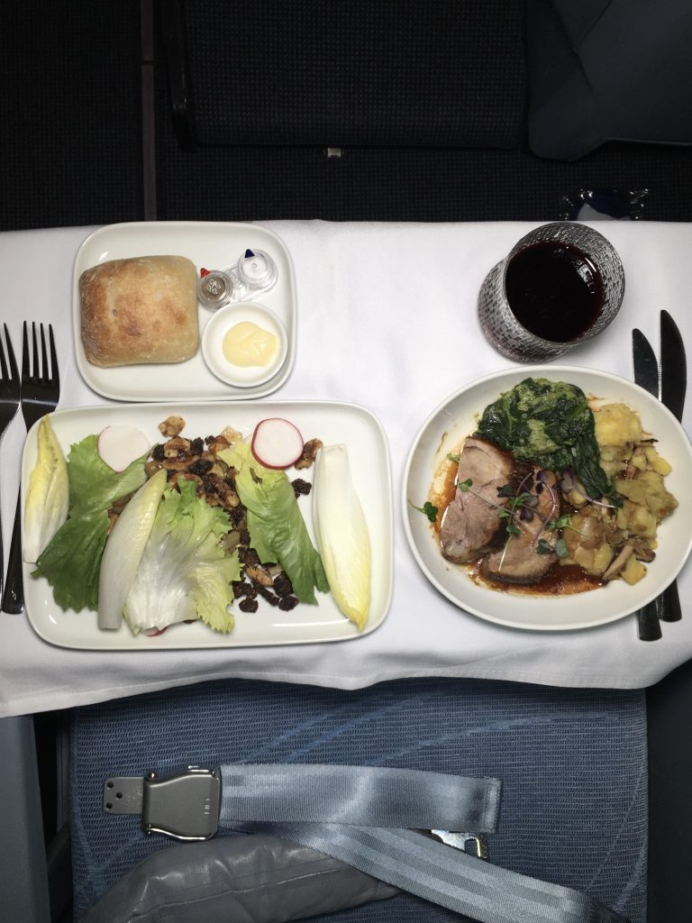 finnair meal