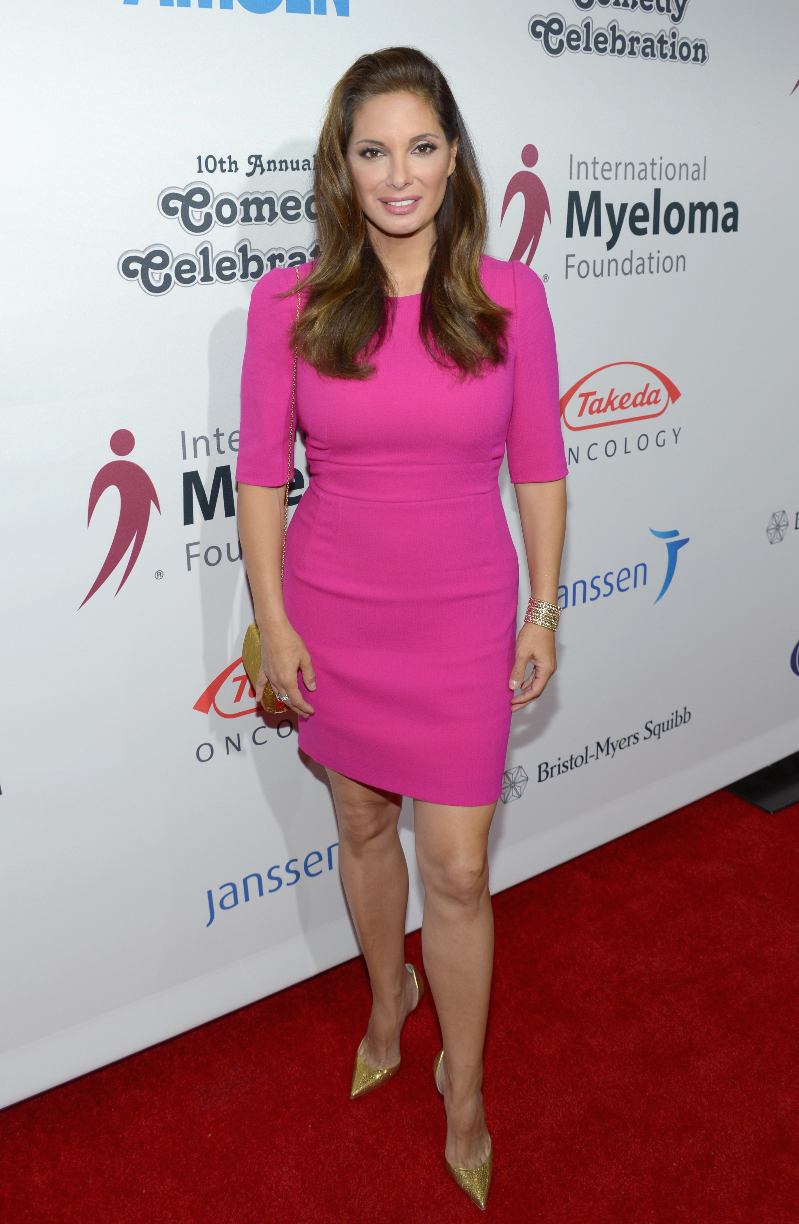 LOS ANGELES, CA - NOVEMBER 05: Actress Alex Meneses attends the International Myeloma Foundation 10th Annual Comedy Celebration at the Wilshire Ebell Theatre on November 5, 2016 in Los Angeles, California. (Photo by Matt Winkelmeyer/Getty Images for International Myeloma Foundation)