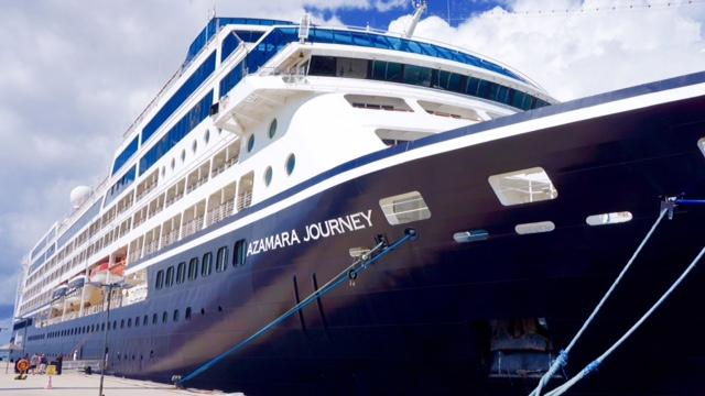 The Azamara Journey
