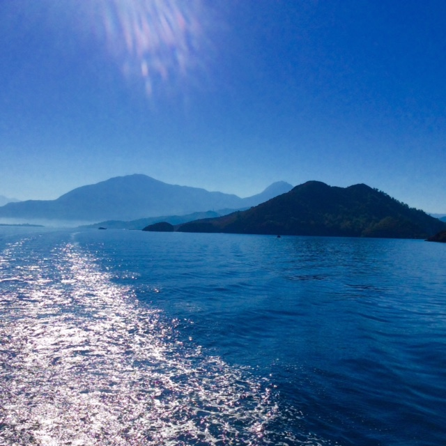 The Turquoise Coast: Fifty Shades Of Blue