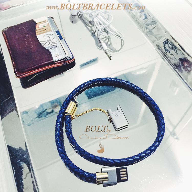 CHARLES DARIUS Essentials_Rev001 Bolt Bracelets