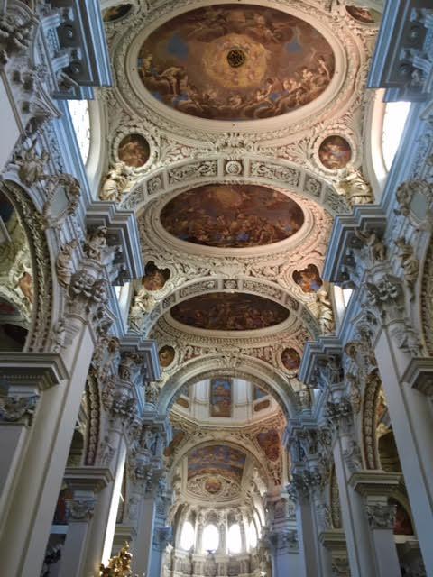 Interior, St. Steven's. Image courtesy Susan Michals.