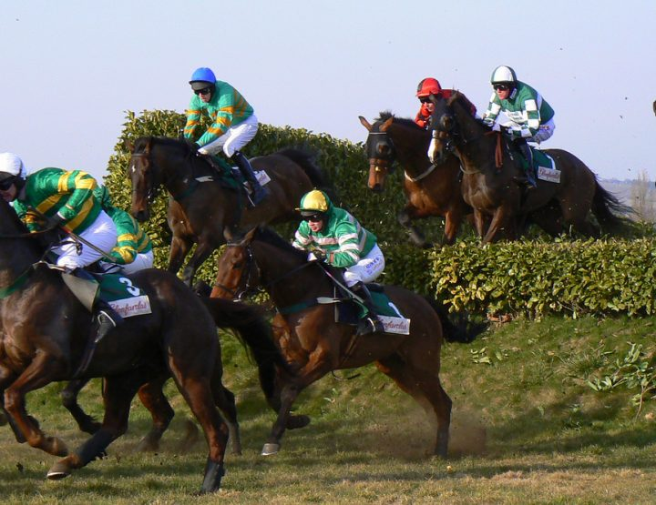 A SPORTING EVENT LIKE NO OTHER AT CHELTENHAM .
