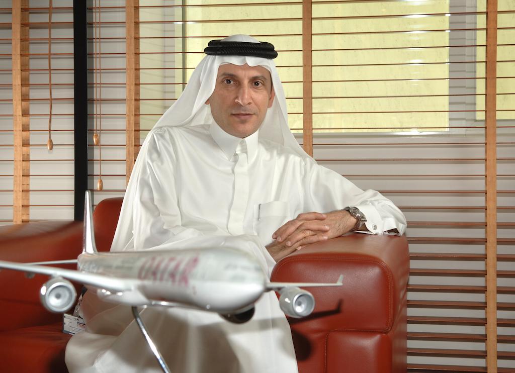 GCEO His Excellency Mr. Akbar Al Baker, Of Qatar Airways