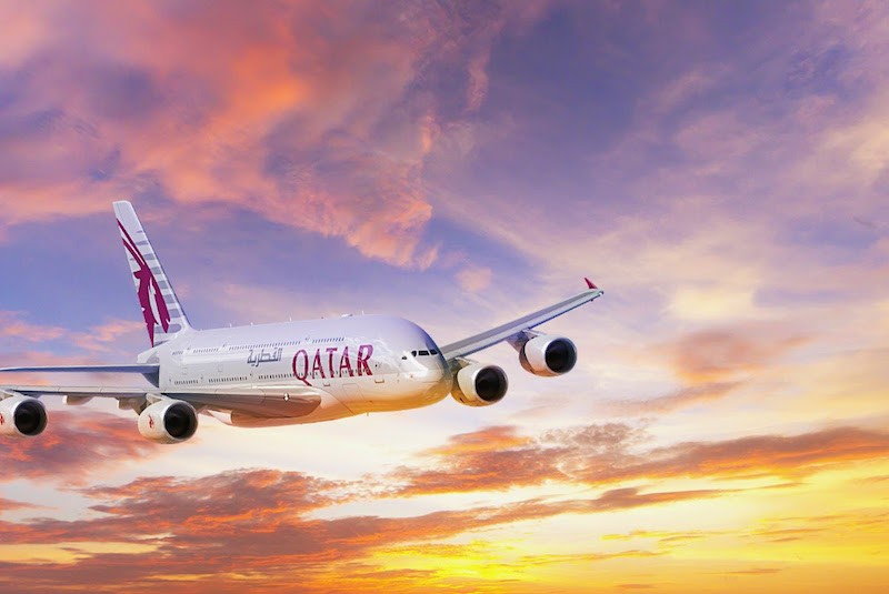 QATAR AIRWAYS INTRODUCES DAILY NONSTOP FLIGHT FROM DOHA TO LAX.