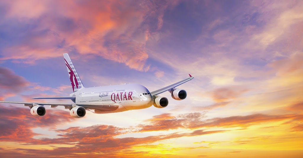 Qatar Airways Flies Into Los Angeles