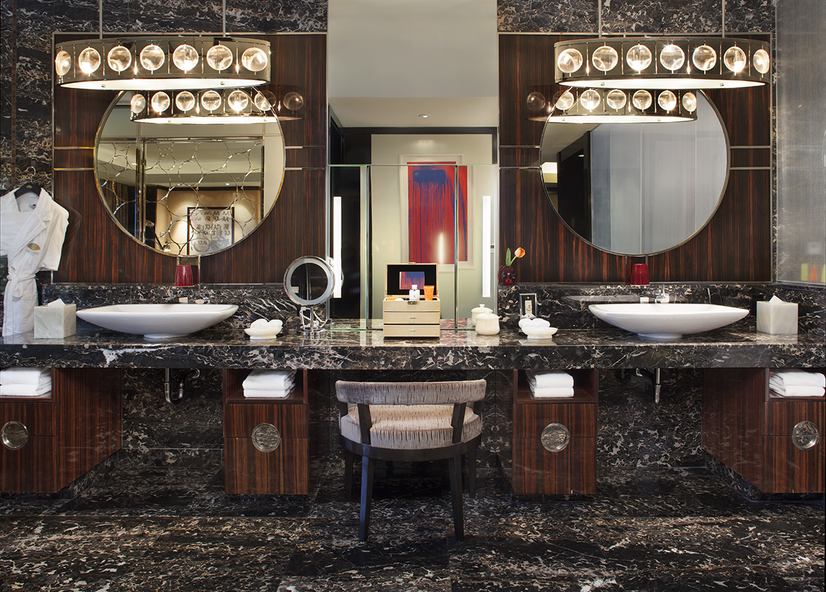 Emperor Suite Master Bath, Another View