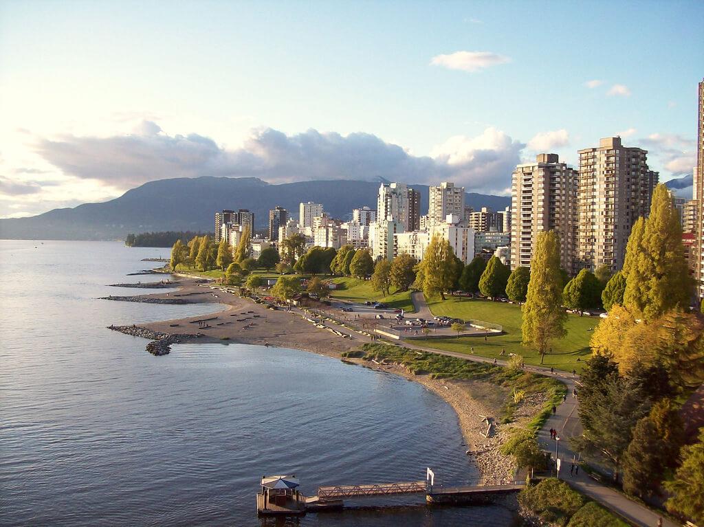 Cosmopolitan Vancouver, Canada