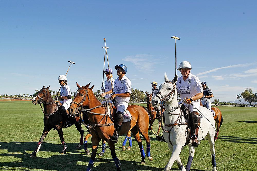 Horses Polo Classic