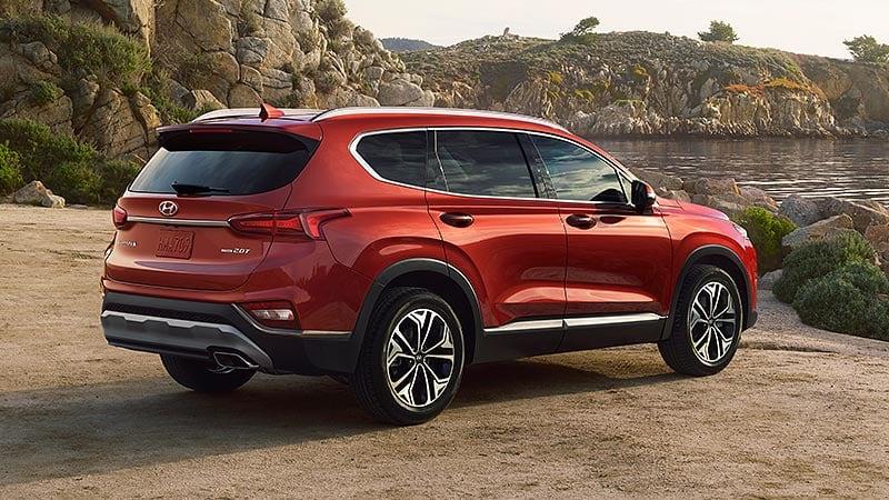 Road Tested: 2019 Hyundai Santa Fe - Destination Luxury