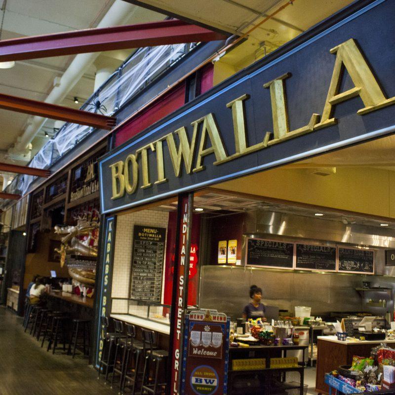 BOTIWALLA: A PLEASURABLE LUNCH IN PONCE CITY MARKET ATLANTA.