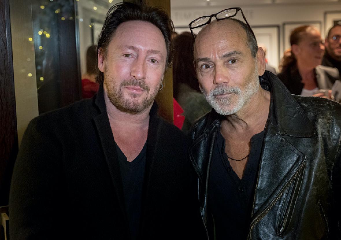 Julian Lennon & Timothy White