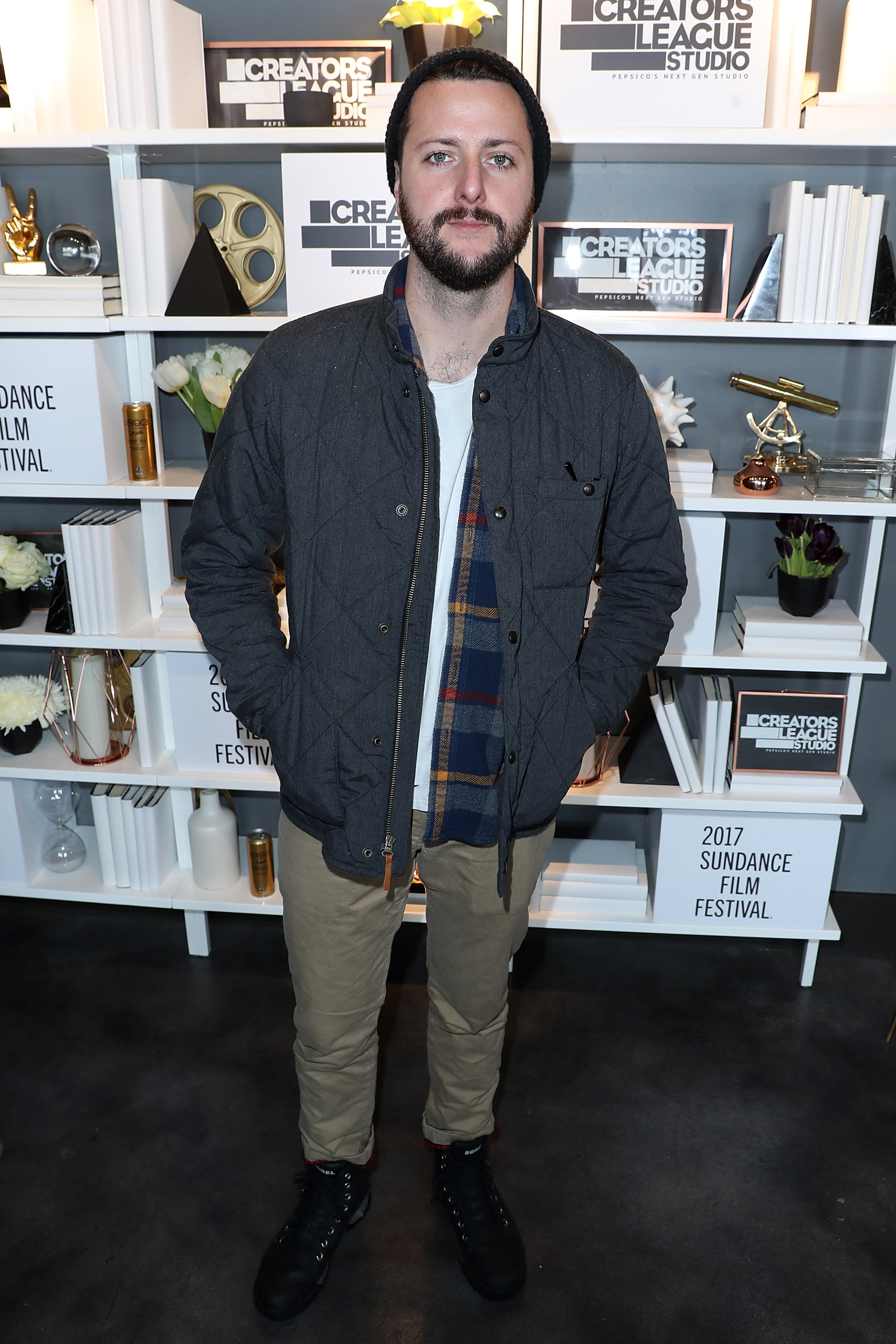 PARK CITY, UT – JANUARY 24  Kevin Costello attends the Creators League  Studio At 2017 Sundance Film Festival – Day 6 on January 24, 2017 in Park  City, Utah. 5f3980ab7d78
