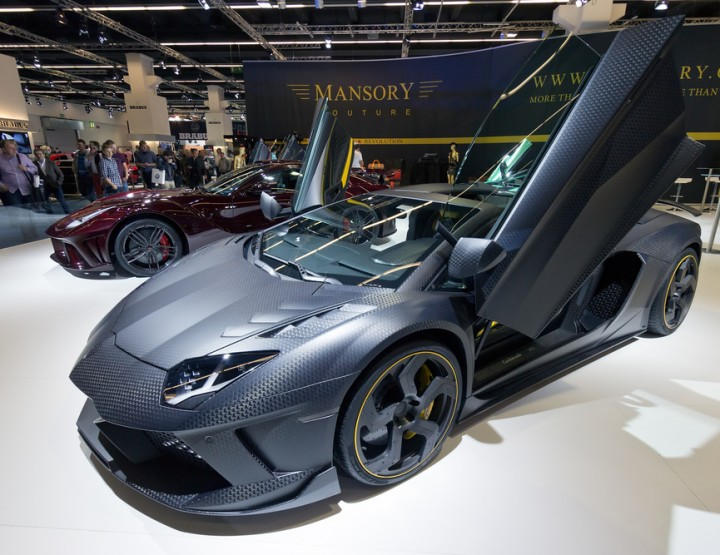 AMAZING SUPERCARS FOR 2016.