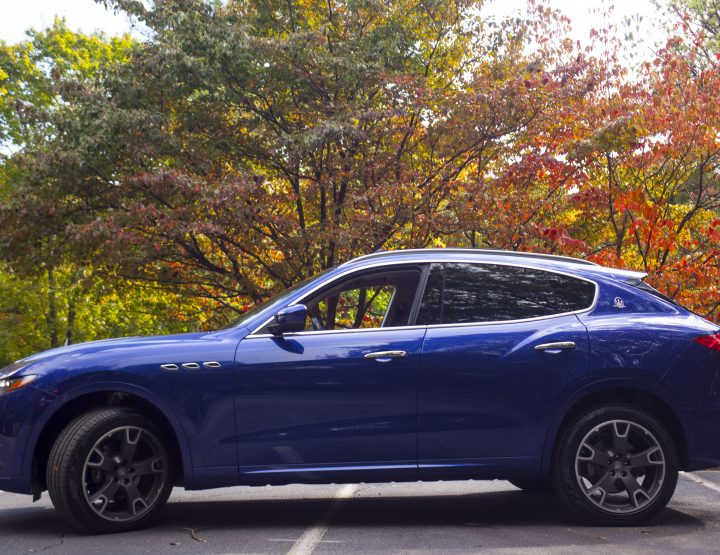 THE 2017 MASERATI LEVANTE IS THE ULTIMATE SPORTS UTILITY VEHICLE.