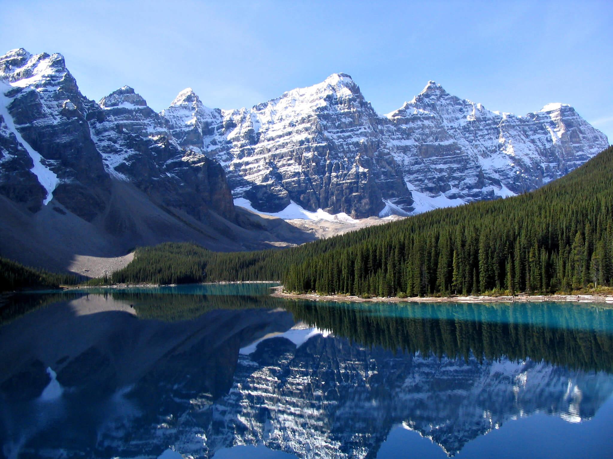 Beautiful Banff, Canada