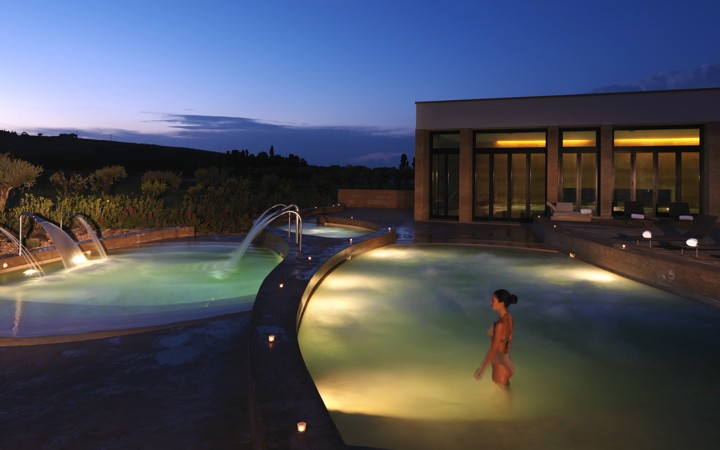 ROCCO FORTE LAUNCHES THE ULTIMATE SPA GETAWAY IN SICILY.