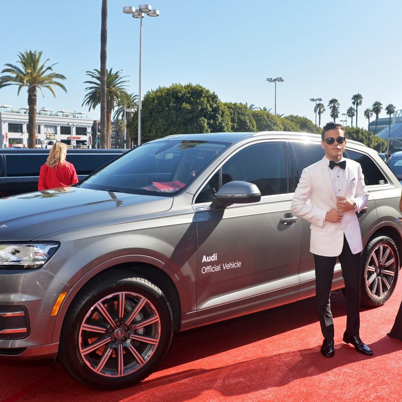 EMMY AND AUDI COME TOGETHER TO CELEBRATE TV'S BIGGEST NIGHT.