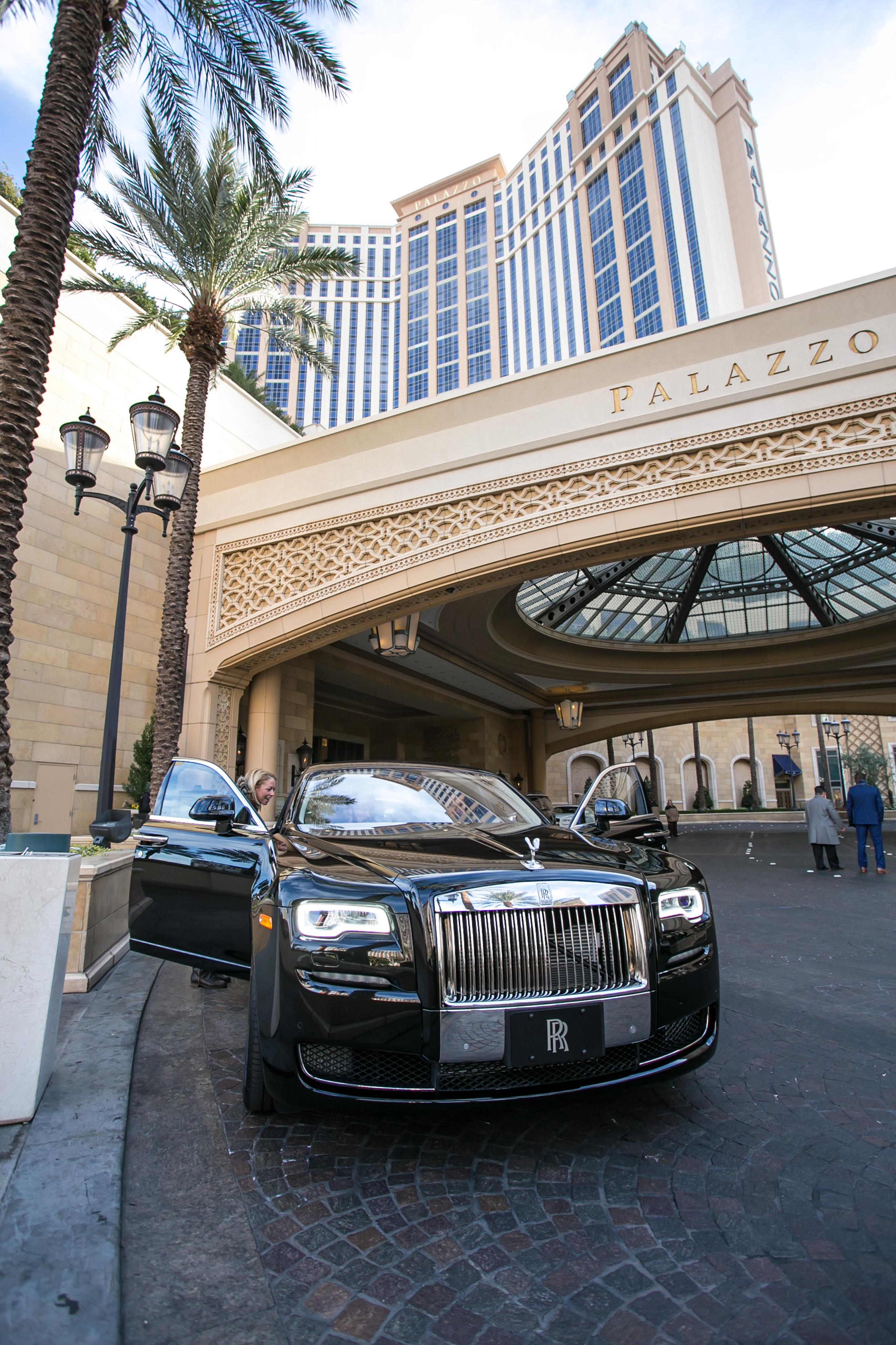 Rolls-Royce Phantom - Palazzo Hotel