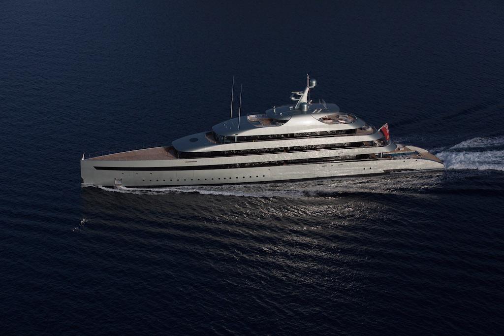 The Savannah, Motor Yacht Of The Year