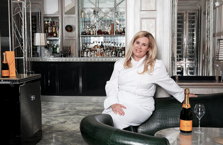 DESTINATION LUXURY INFLUENCER: HÉLÈNE DARROZE - THE 2015 VEUVE CLICQUOT WORLD'S BEST FEMALE CHEF.