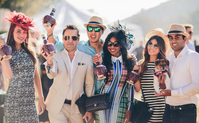BRITISH POLO DAY INFUSES ROYALTY, EXCITEMENT AND STYLE WITH THE LOS ANGELES ELITE.