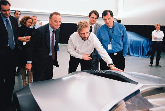DESTINATION LUXURY INFLUENCER: CHRIS BANGLE - AUTOMOBILE DESIGNER