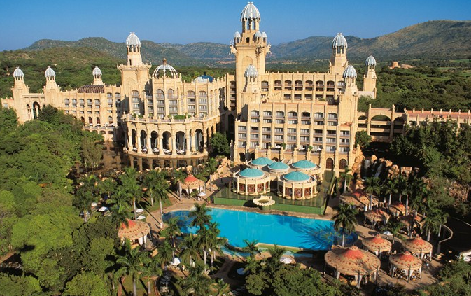 SOUTH AFRICA'S MOST LUXURIOUS CASINOS.