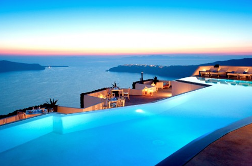 HOTELS TO VISIT BEFORE YOU DIE (PART 6 - GREECE)