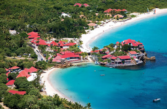 6 HOTELS TO VISIT BEFORE YOU DIE (ST BARTHS).
