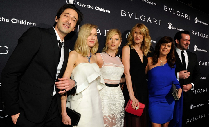 KYLIE! NAOMI! ADRIEN! STARS COME OUT FOR BULGARI BASH AND KICK OFF OSCAR WEEK.