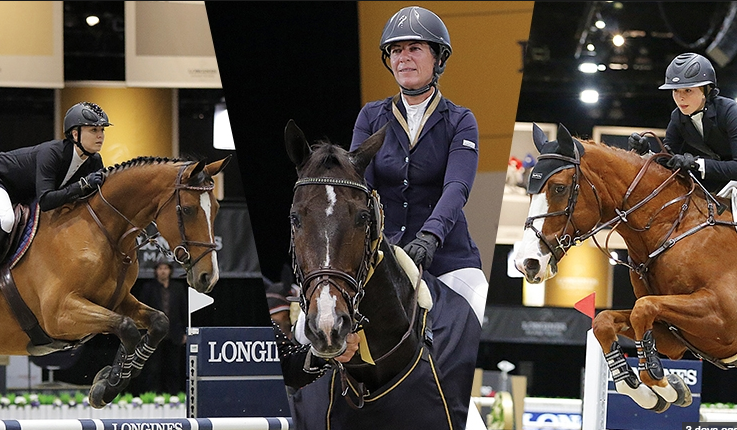 THE LONGINES MASTERS TAKES OVER LOS ANGELES.