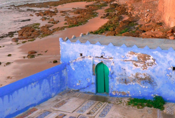 THE TOP 5 SEA RESORTS IN MOROCCO.