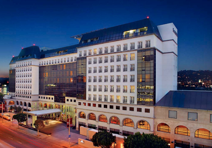 FRENCH ELEGANCE MEETS OLD WORLD HOLLYWOOD AT SOFITEL LOS ANGELES.
