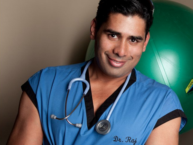 HEALTH AND FITNESS: DJ RAJ TELLS US HOW TO PREVENT INJURY AND STAY HEALTHY.