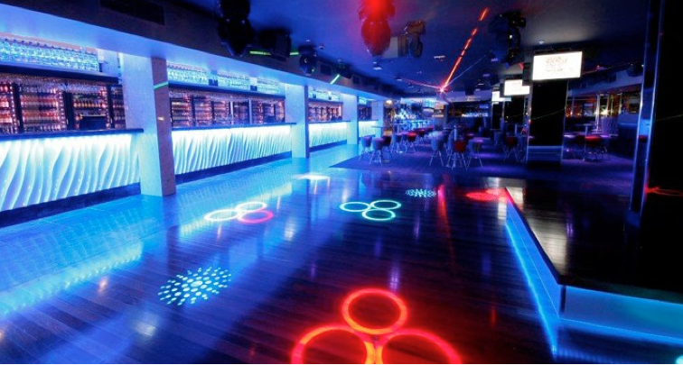The Melbas Ultra Lounge and Club in Gold Coast