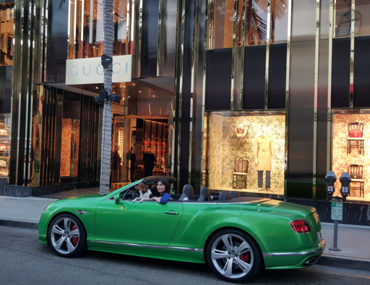 2016 BENTLEY CONTINENTAL GTS.