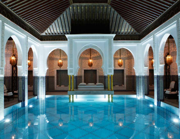 EXPERIENCE ONE OF MOROCCO'S MOST EXCLUSIVE 5 STAR PROPERTIES.
