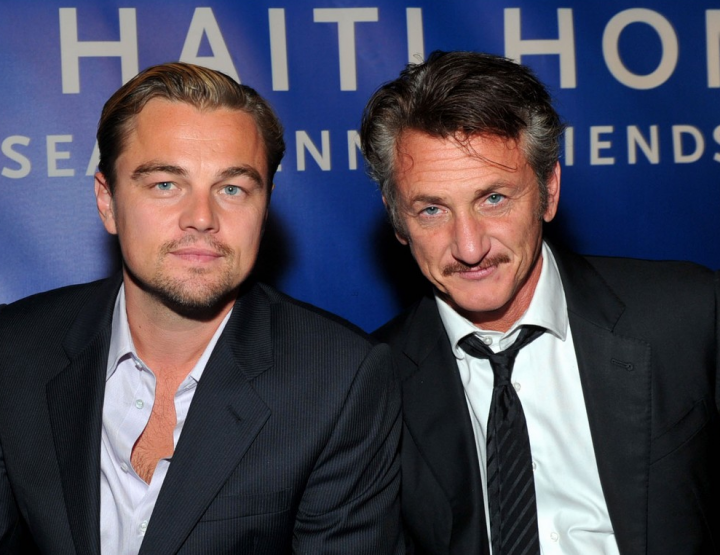 HOLLYWOOD'S BRIGHTEST COME OUT TO HELP HAITI.