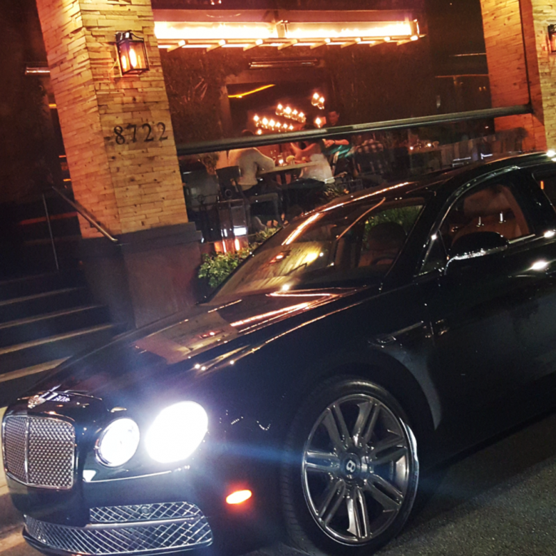 THE BENTLEY FLYING SPUR LIFESTYLE.