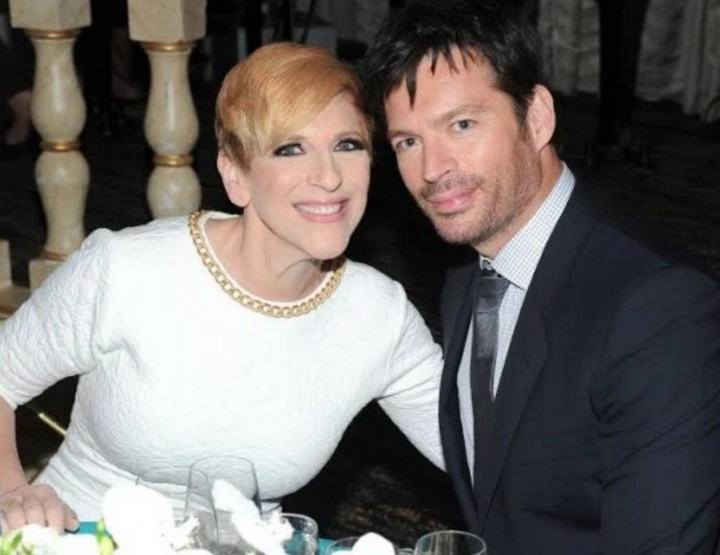 HARRY CONNICK JR. HOSTS OVARIAN CANCER RESEARCH FUND'S 20TH ANNIVERSARY LEGENDS GALA.