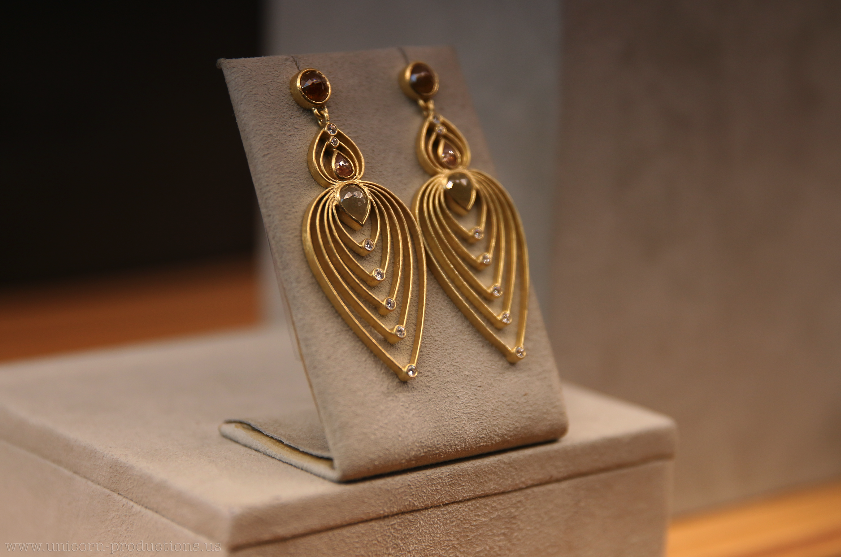 jewelry by Todd Reed.