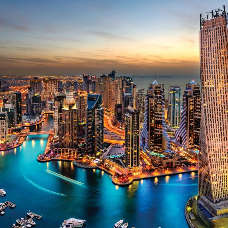 JOIN 30 ENTREPRENEURS FOR A DUBAI INVESTOR TRIP.