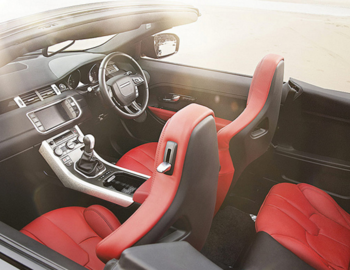 STUNNING LUXURY CONVERTIBLES YOU WISHED YOU OWNED.