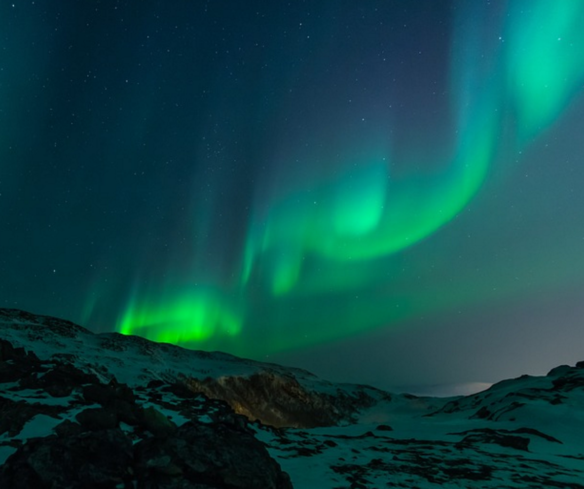 The first destination on the travel bucket list is Aurora Borealis. This natural marvel is one of the most spectacular sights in the night sky.